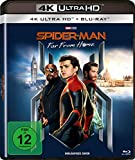 Spider-Man: Far From Home (UHD) [Blu-ray]