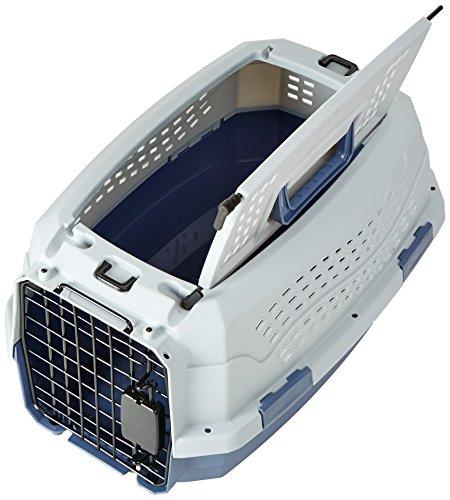 Zoom IMG-3 amazonbasics trasportino rigido per animali