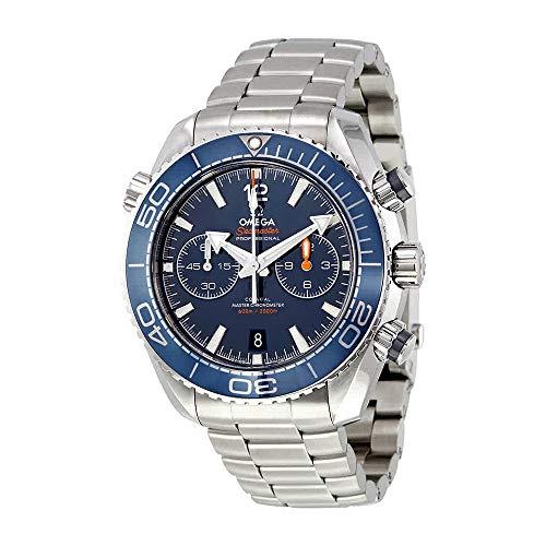 Omega Seamaster Planet Ocean chronographe Automatique Montre pour Homme 215.30.46.51.03.001