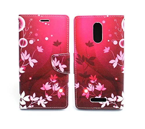 Sharp Icon Fancy Printed Designer Leather Flip Wallet Back Cover Case for Gionee S6S