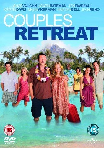 Couples Retreat [DVD] by Vince Vaughn (Retreat-dvd)