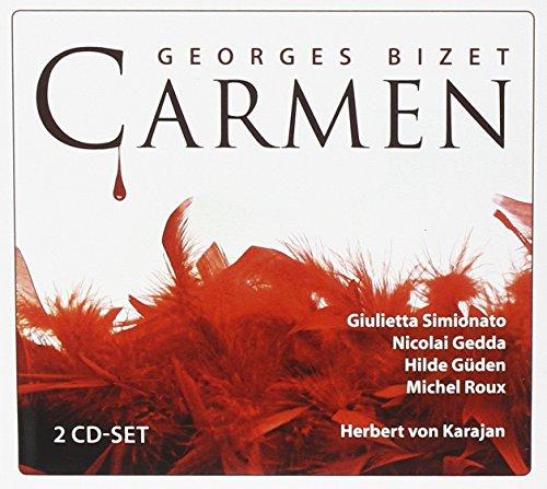 Bizet : Carmen - Complete Recording