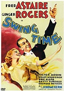 Swing Time by Fred Astaire