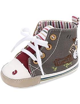 Hunpta Baby Mädchen Jungen weiche Sohle Kleinkind Neugeborenen Schuhe