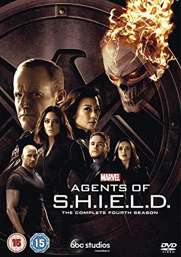 Marvel's Agents of SHIELD Season 4 [UK Import] (Die Agenten Von Shield)