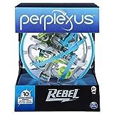 Spin Master Games 6053147 Perplexus Rebel, 3D-Labyrinth mit 70 Hindernissen, Multicolour
