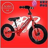 CHRISTMAD Kind Balance Bike Einstellbare Lenker Und Sitz Höhe Roller Baby Walker Roller 3-6 Jahre Alt Baby Kein Fußpedal,G
