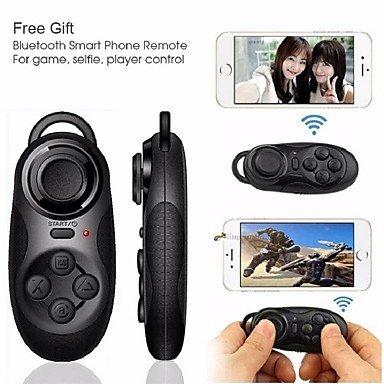 schwarz vr 3d glasse Virtual-Reality-Headset bobo vr für 4,7-6,2 Zoll-Smartphone mit Gamepad , black