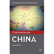 Contemporary China (Contemporary States and Societies Series)