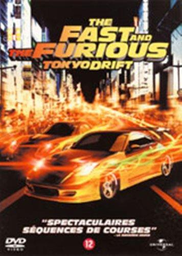 Fast & Furious 3 Uu Dvd S/T Fr