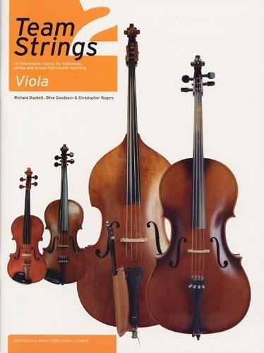 Team Strings 2: Viola. Für Bratsche