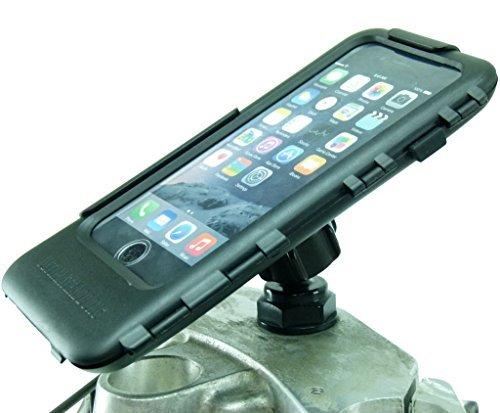 buybits Gabel 10 Motorrad Kappe / Mutter Robuste Hülle Halterung für Apple iPhone 7 Plus (5.5