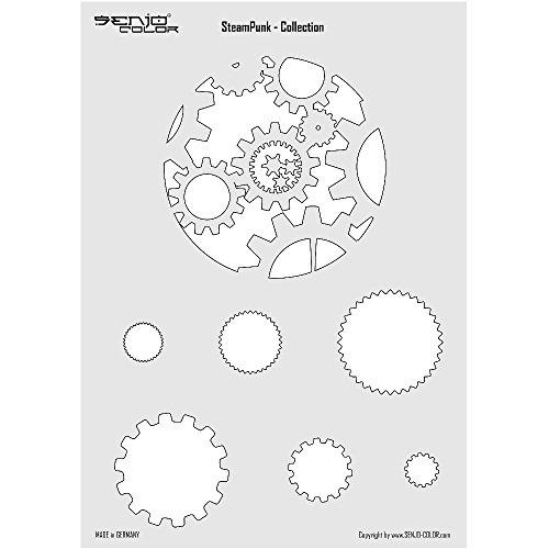 senjo-color-steampunk-schablone-zahnrader-a4