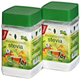 Castelló Since 1907 Dolcificante Stevia 1:8 - Confezione 2 x 300g - Total: 600 gr
