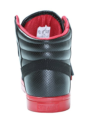 Cash Money - Sneakers Basket montante - CMS26 BLOODY Noir