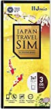 Prepaid Sim-karte Japan - Internetdaten 3GB in 4G LTE - 30 Tage - Brastel