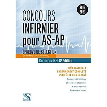 Concours infirmier pour AS-AP 2019-2020 - Tout-en-un