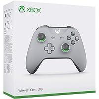 Microsoft WL3-00061 Controller wireless per Xbox One, grigio / verde