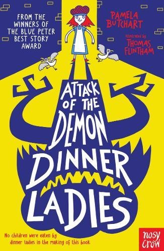 Attack of the Demon Dinner Ladies (Baby Aliens)