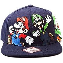 Super Mario Luigi/Yoshi y Toad Gorra