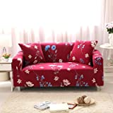 Pinkdose® Sofa Cover 10, Double 145-185Cm: Wliarleo Sofa Cover 100% Polyester Modern Big Elastic Slipcover for Double/Three/Four Seat Cover for Couch Amazon Rs. 18144.00