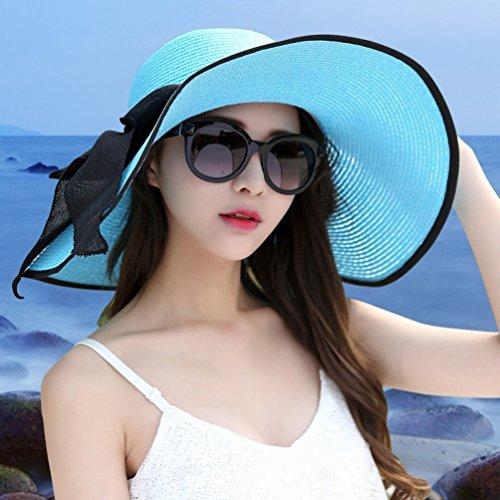 Hut Sommer Sonne Hut Sonnenschutz Hut Kann Gefaltet Werden Strand Hut Weiblichen Gro?en Hut Strand Urlaub Reise Sonne (Columbia Kostüme Sc)