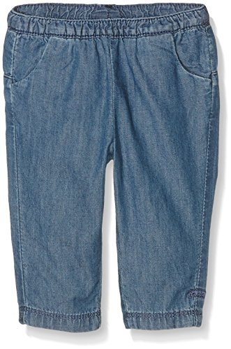TOM TAILOR Kids Baby-Mädchen Jeanshose Jeans Funny Cat, Blau (Stone Blue Denim 1095), 74
