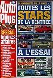 Telecharger Livres AUTO PLUS No 575 du 14 09 1999 STARS DE LA RENTREE 14 NOUVEAUTES A L ESSAI CITROEN SAXO 2 NISSAN PRIMERA CHRYSLER NEON FIAT PUNTO VOLKSWAGEN GOLF TDI RENAULT SCENIC 2 MARIAGE PEUGEOT SMART INFO OU INTOX MATCH PORSCHE BOXSTER S PORSCHE 911 CABRIOLET COMPARATIF COUPE DU MONDE DES CITADINES LES DEMI FINALES SPECIAL BONNES AFFAIRES ACHETER UNE VOITURE NEUVE ACHETER UNE VOITURE D OCCASION PROFITER DES PROMOS CONSTRUCTEURS ECONOMISER SUR LE CREDIT S ASSURER AU MEI (PDF,EPUB,MOBI) gratuits en Francaise
