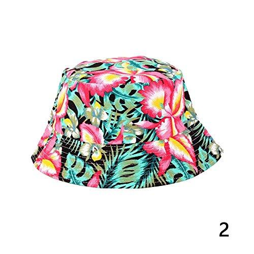 Damenmode hats heraus Reisevisor-Sonnenhut-Fischerhut-UVschutz-Bassinkappe (B) -