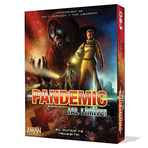 Z-man Games España - Juego tablero Pandemic ¡al
