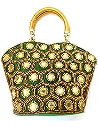 7c6a41529b6 Satin Women's Clutches: Buy Satin Women's Clutches online at best ...