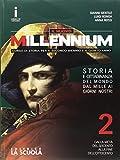 Il nuovo Millennium. Per le Scuole superiori. Con DVD-ROM. Con e-book. Con espansione online: 2
