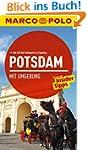 MARCO POLO Reiseführer Potsdam mit Um...