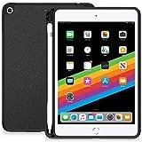 KHOMO Schutzhülle für iPad Mini 5, mit Stifthalter, Anthrazit