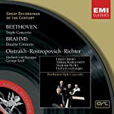 Great Recordings Of The Century - Beethoven / Brahms (Tripelkonzert / Doppelkonzert)