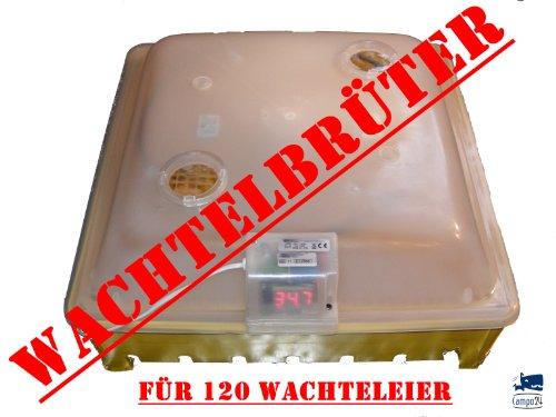 Inkubator / Brutkasten / Brüter / Brutmaschine für Wachteln und anderes Geflügel