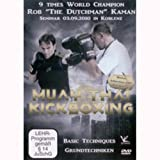 Muay Thai & Kickboxing: Rob 'The Durchman' Kaman, Seminar in Koblenz 2010 [Alemania] [DVD]