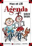Agenda scolaire Max et Lili 2019-2020