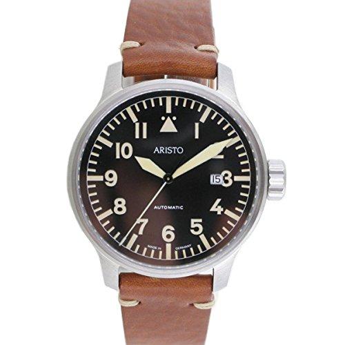 Aristo Reloj de hombre reloj de pulsera vintage Planeador Reloj Automático 7h102