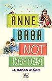 Anne Baba Not Defteri