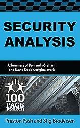 Security Analysis (100 Page Summaries) (English Edition)