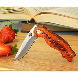 Personalisiertes Messer, graviertes Messer, kundenspezifisches Messer, Taschenmesser, groomsmen Geschenk, faltendes Messer, gravierte Messer, personalisierte Messer