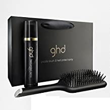 ghd – Cepillo de pala y calor Proteger spray