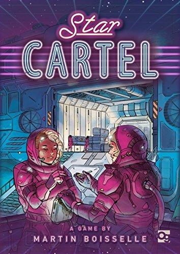 Star Cartel por Martin Boisselle