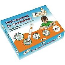 Ting Starter-Set Hörstift und Buch: Ting-Rätselspaß für Vorschulkinder (Ting-Produkte)