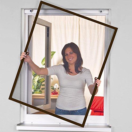 zanzariera-per-finestra-comfort-80-x-100-cm-telaio-in-alluminio-marrone-in-fibra-di-vetro-spazzola-p