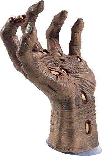 Latex Rotting Zombie Hand (Horror Prop)