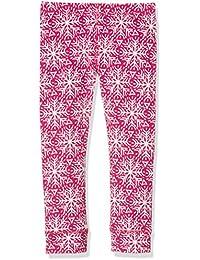 Hatley Thermal Layer Bottom-Drifting Snowflakes, Pantalones Térmicos para Niños