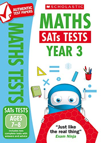 KS2 Maths SATs Practice Papers for the 2020 test: Year 3 (National Curriculum SATs Tests)