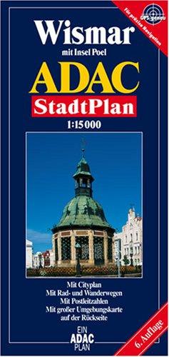 ADAC Stadtplan Wismar